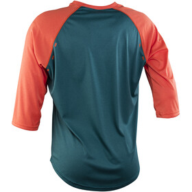 Race Face Stage Maillot Manches 3/4 Homme, dark spruce